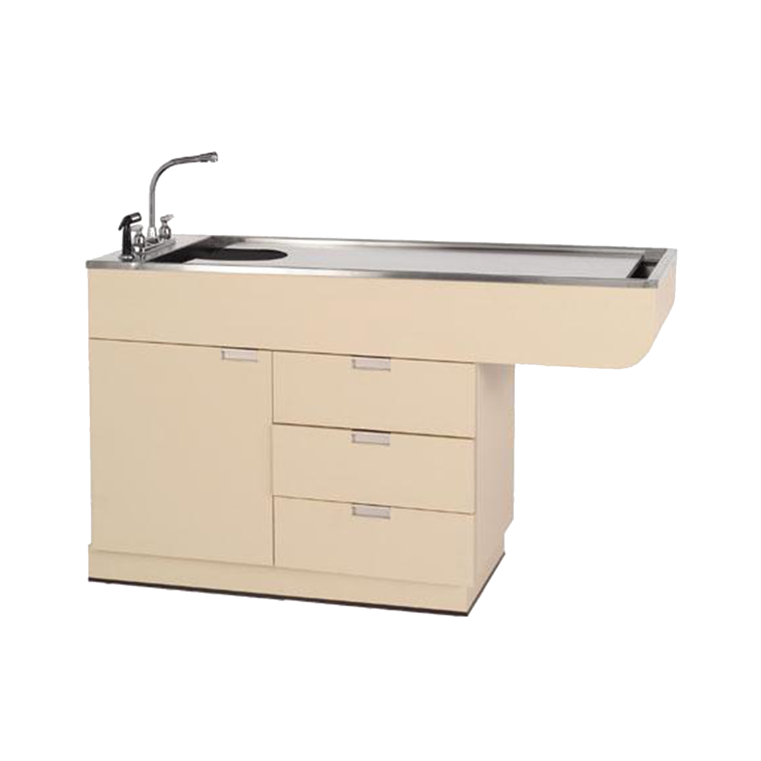 Avante All Purpose Wet Table w/ Large Knee for Close-up Procedures