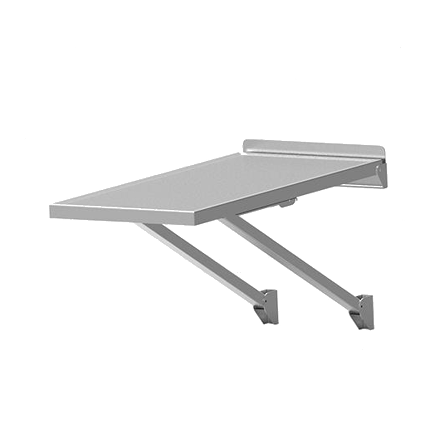 Avante Classic Fold-Up Wall Mounted Exam Table