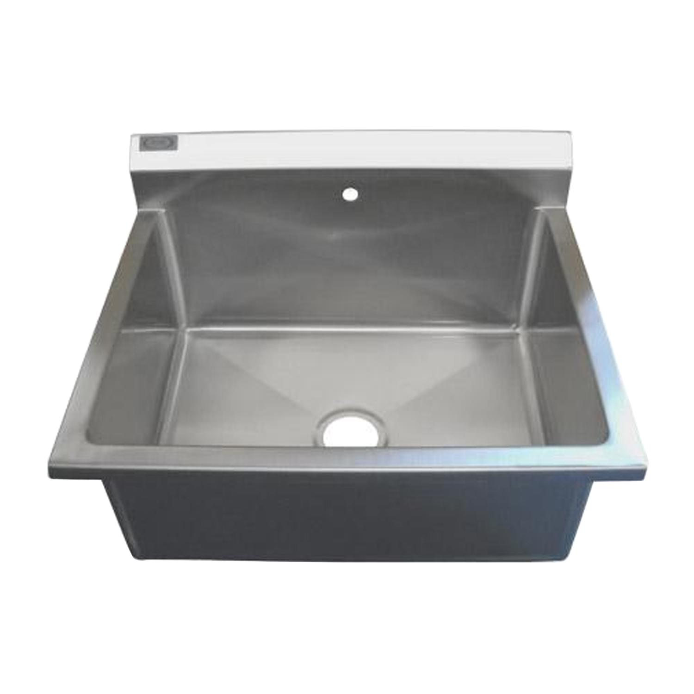 Avante Economy Stainless Steel Scrub Sink