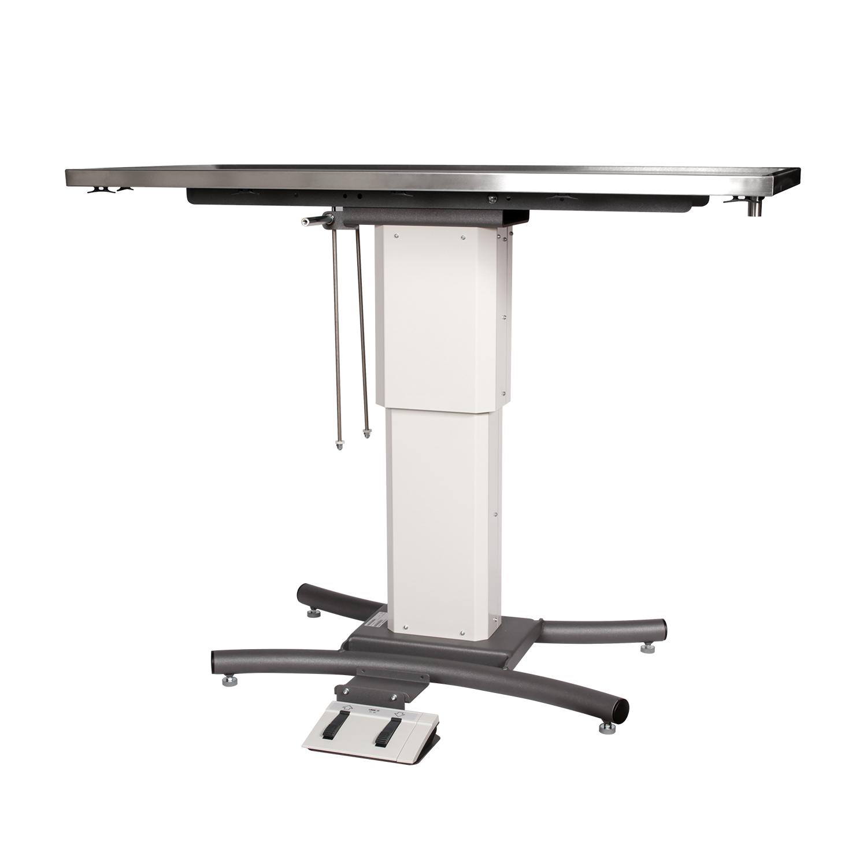 "Avante Edge Flat Top Table - 58"""