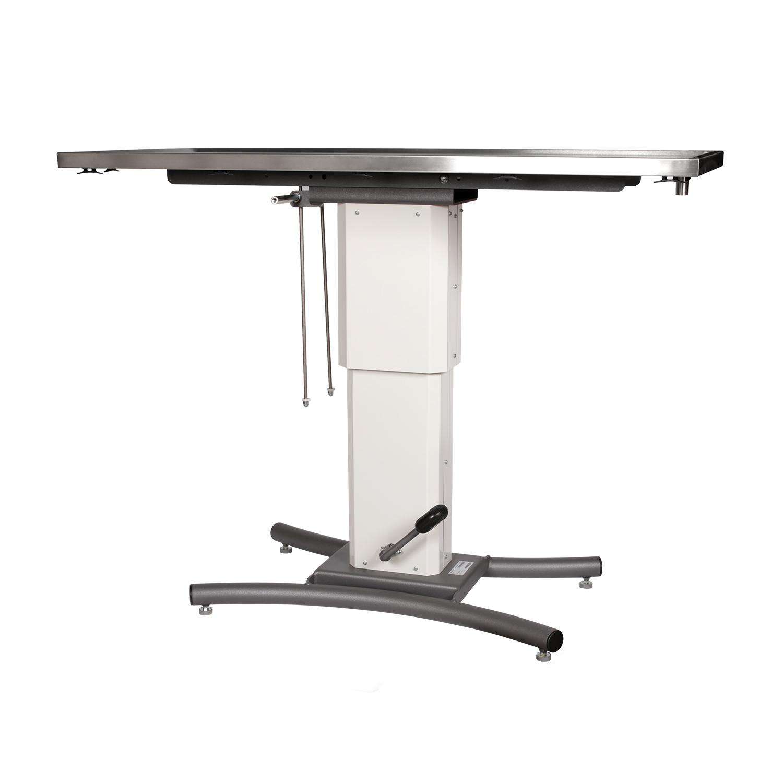 """Avante Edge Heated Flat Top Table -58"""""""