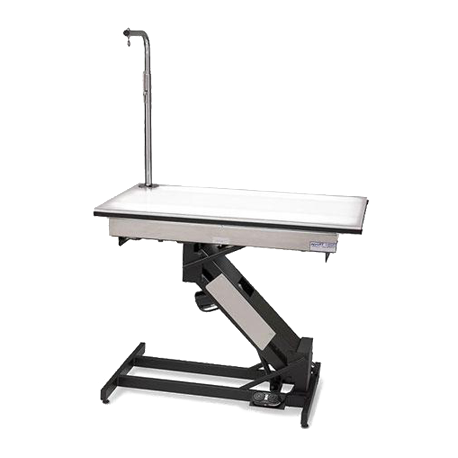 Avante GVT 1400 LowRider: Masterlift Electric Lighted Fixed Top Grooming Table