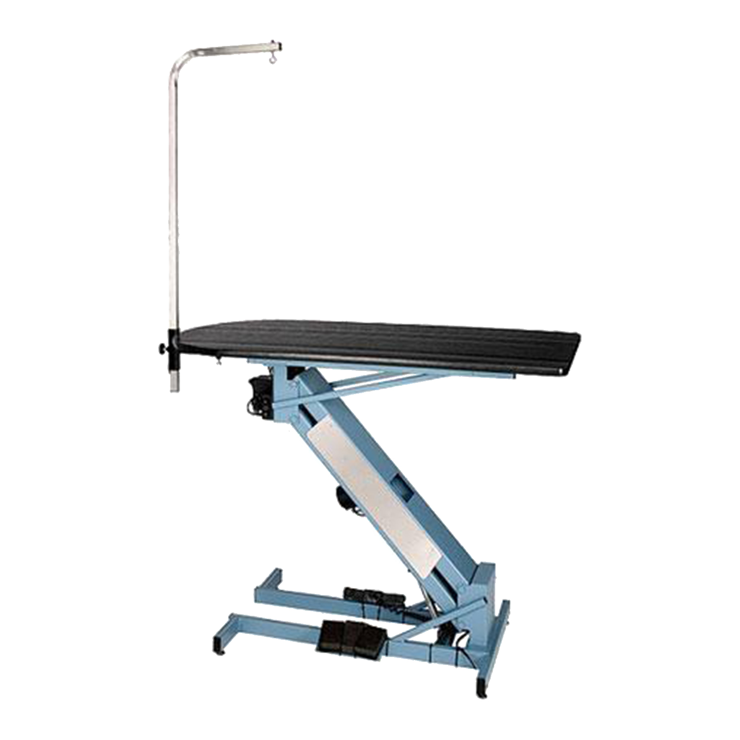 Avante GVT 1600: Master Lift Electric Fixed Top Grooming Table w/ Rotating Post
