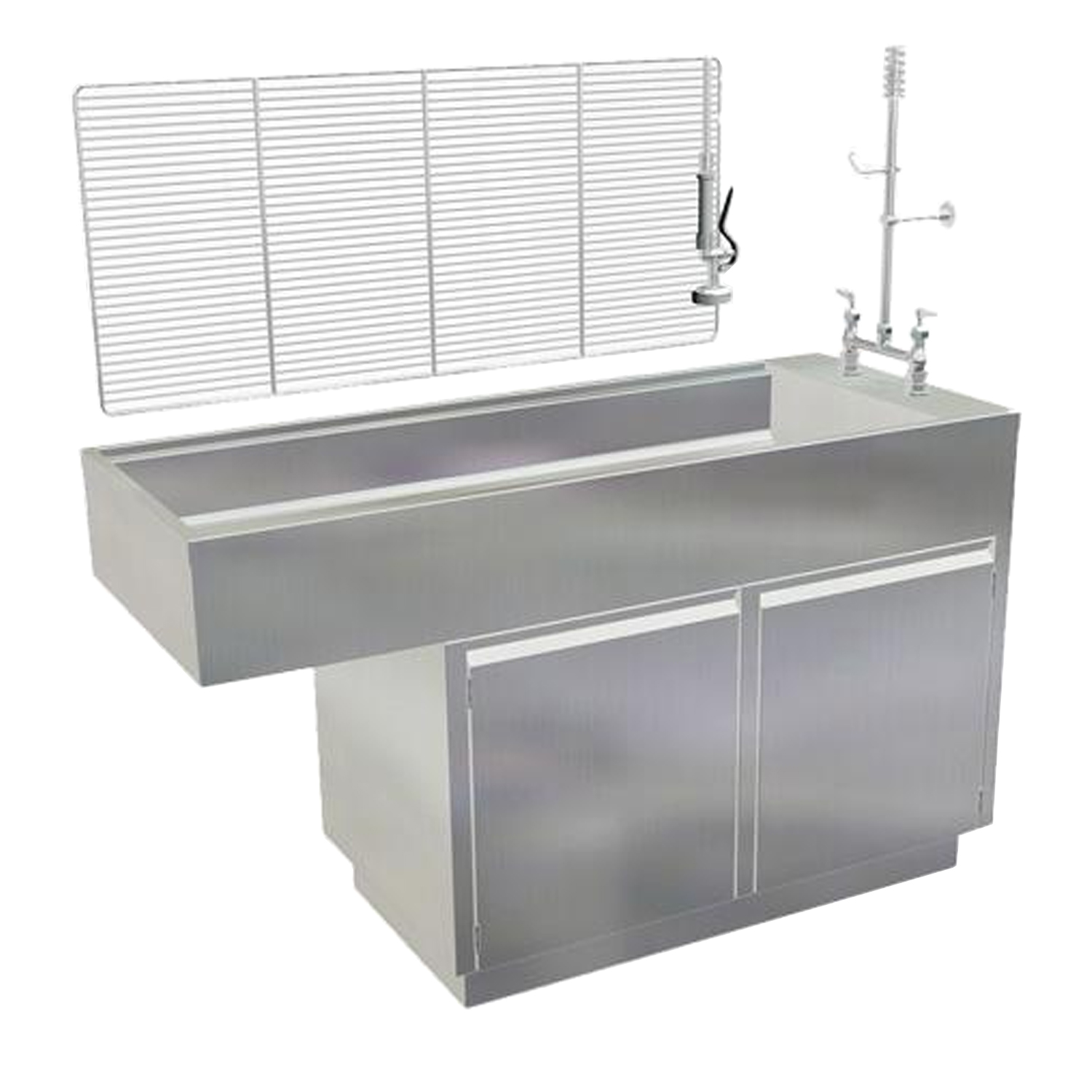 Avante Stainless Steel Cabinet Wet Table