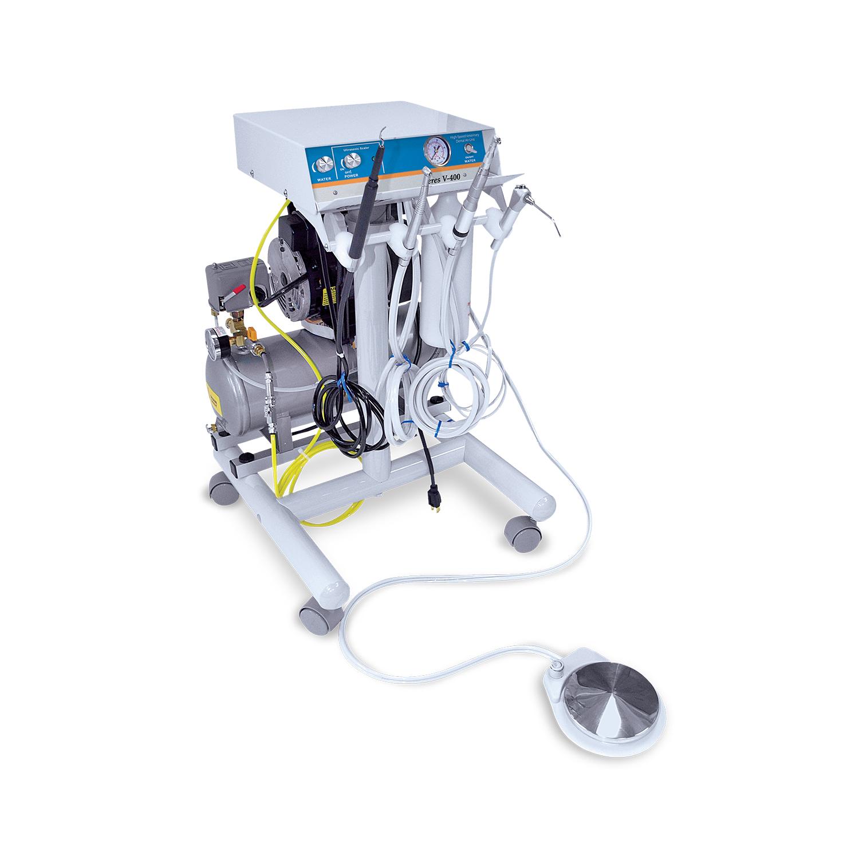 Avante Teres V-400 High Speed Veterinary Dental Air Unit