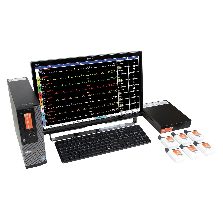 Avante Vetrec NXT Veterinary Telemetry Monitoring System