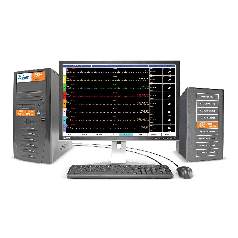 Avante Vetrec VST Veterinary Telemetry Monitoring System