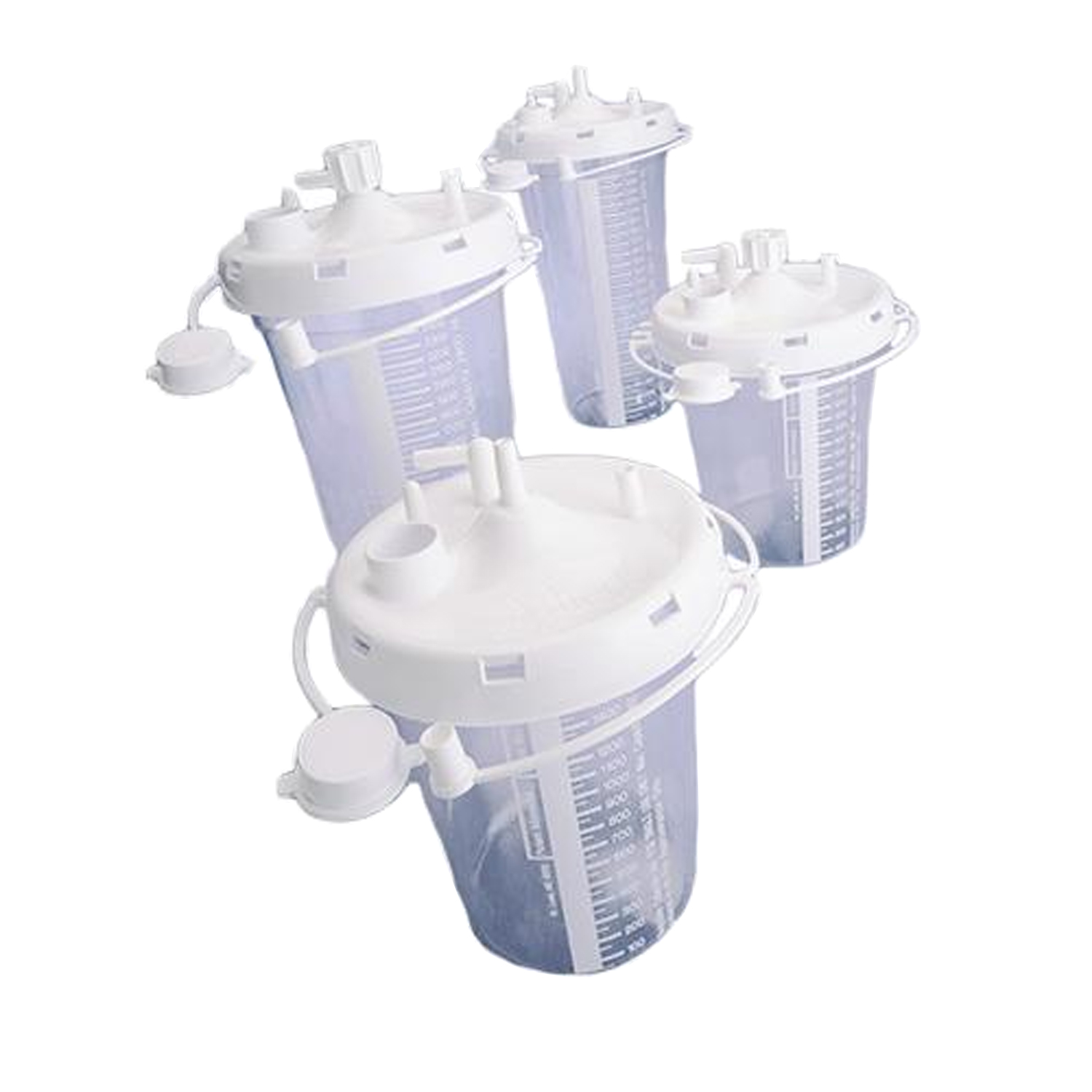 Disposable Collection Canisters