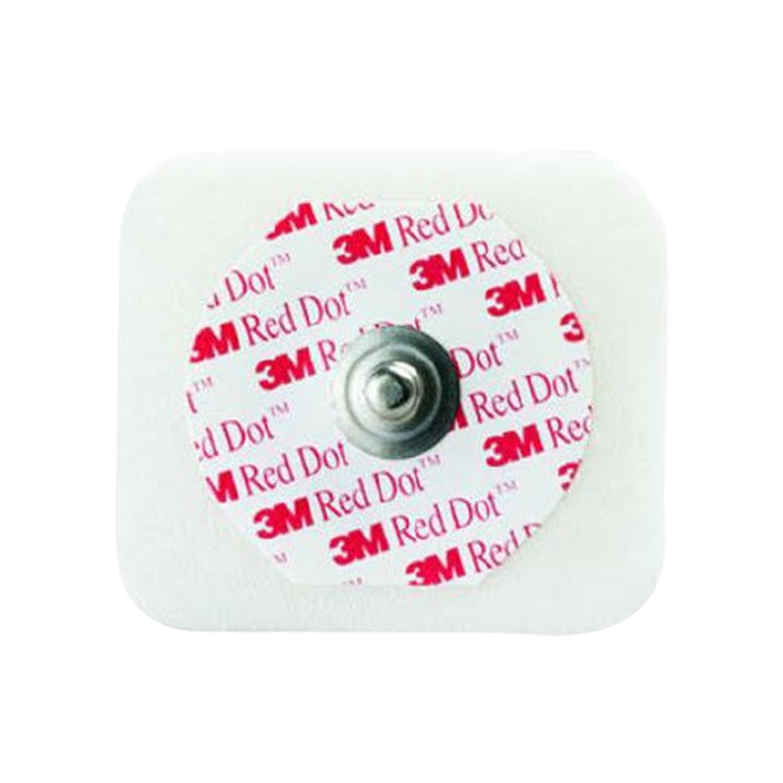 ECG Snap Electrode 3M Red Dot Monitoring 30/pack