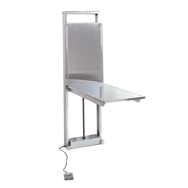 Elite Wall Mounted Longitudinal Lift Table
