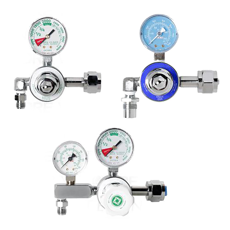 H-Tank Pressure Regulators