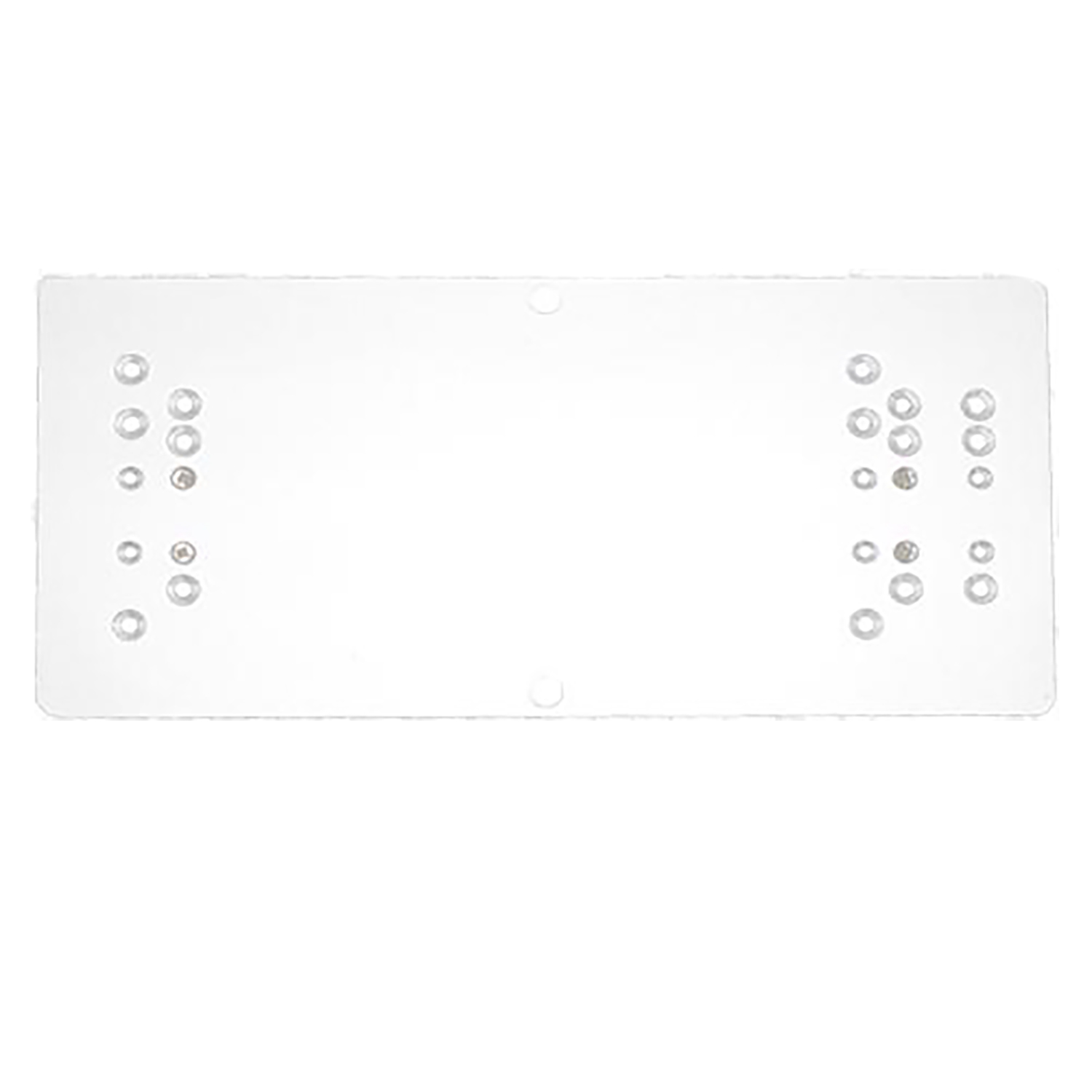 Mounting Plate for Waveline Series
