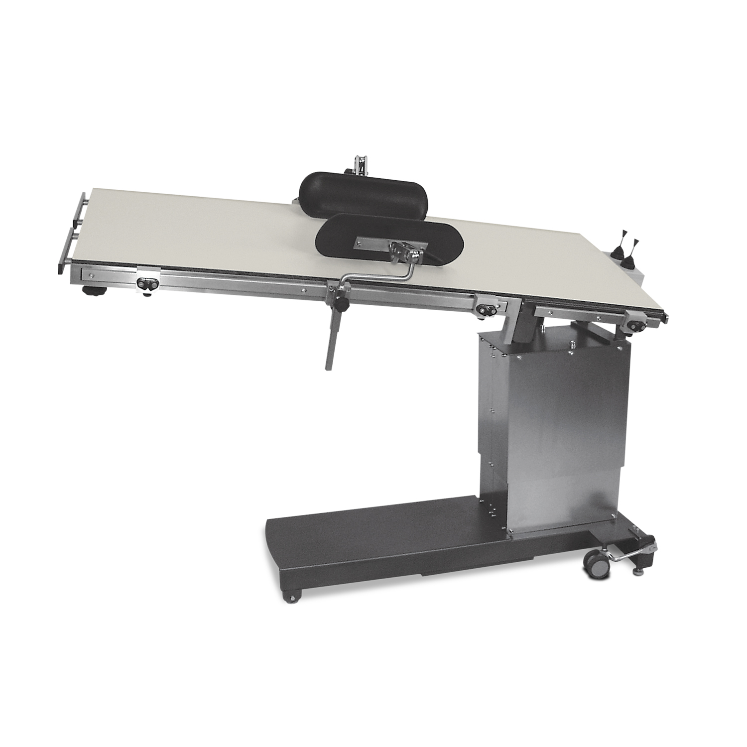 Pannomed Aeron Veterinary Surgical Table: C-Arm Compatible