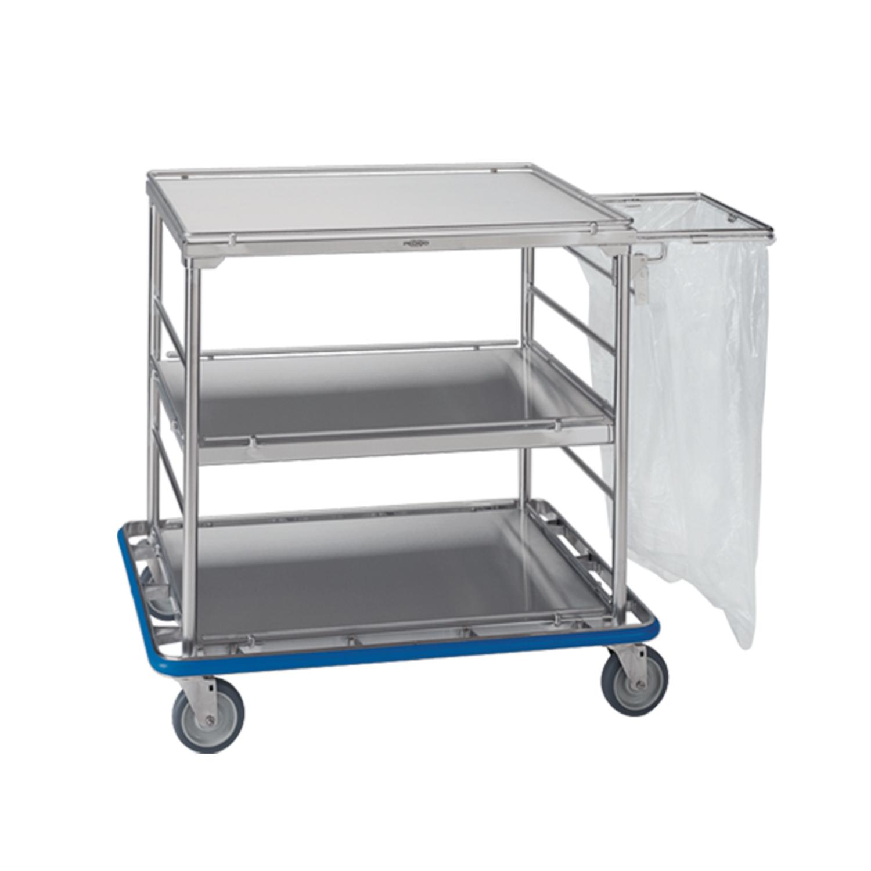 Pedigo CDS-153 Open Case Cart