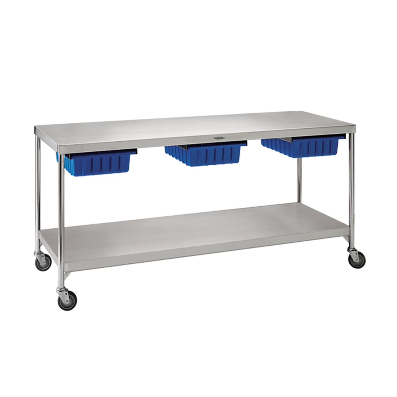 Pedigo Central Supply Work Tables