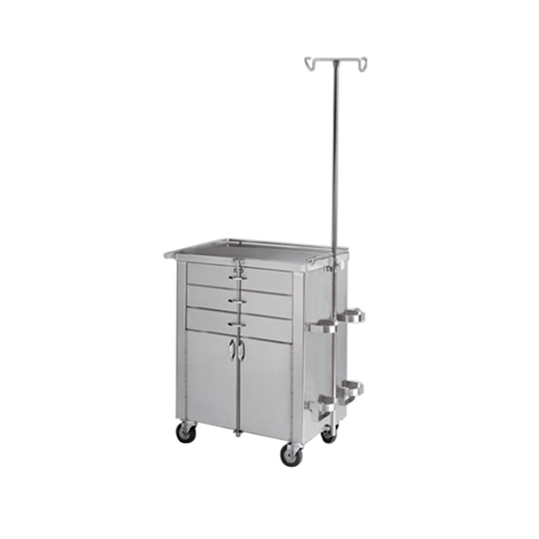 Pedigo P7202 Anesthesia Cart