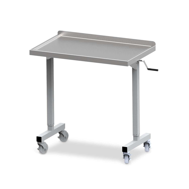 Premium Over Instrument Table
