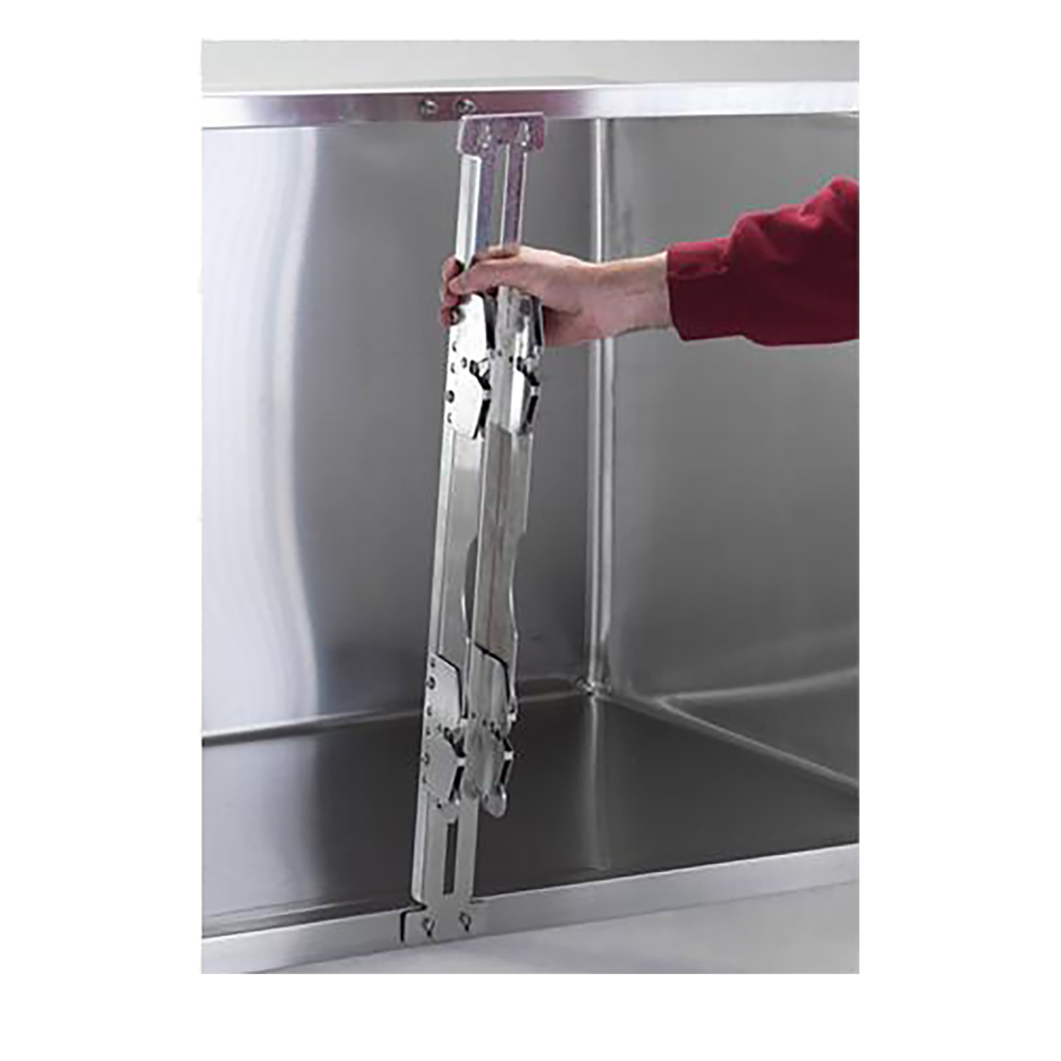 Removable Latch System for Double Door Cages