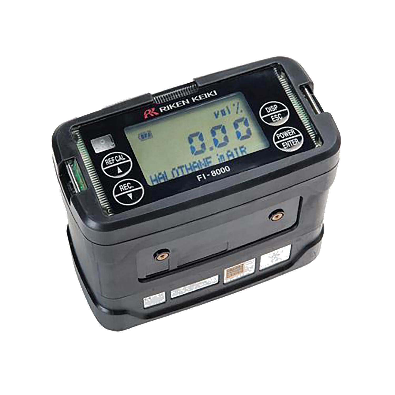 Riken FI-8000P Anesthetic Gas Analyzer