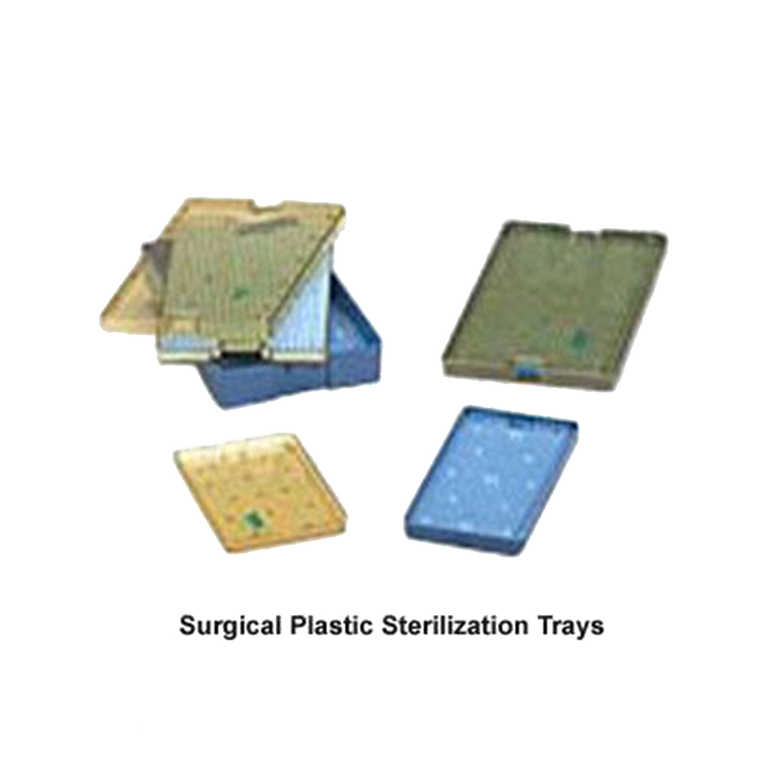 Scican 4600A Surgical Plastic Sterilization Trays for Statim Cassette Sterilizers