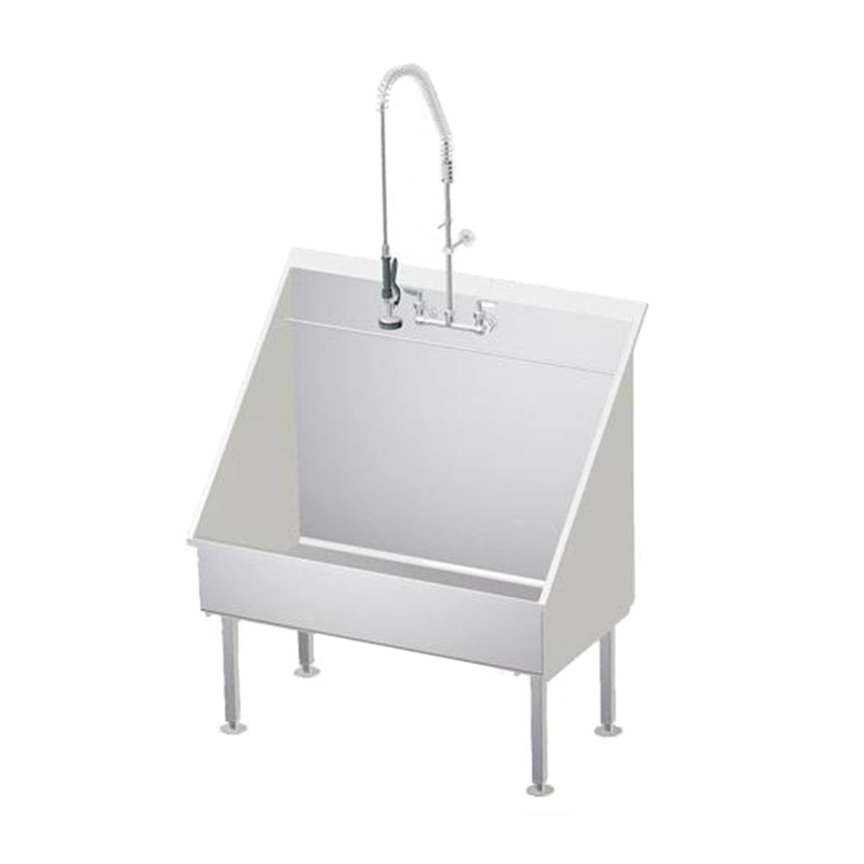 Stainless Steel Bathing Tub
