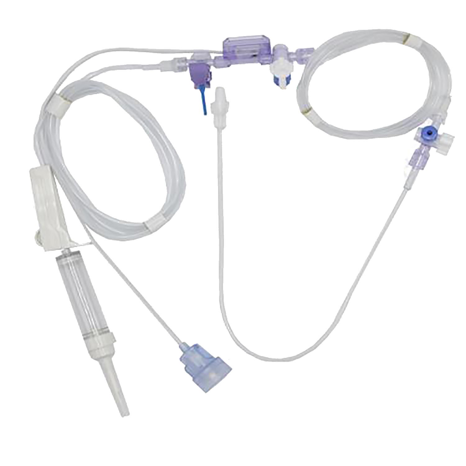 Standard IBP Disposable Transducer for Waveline Touch, EZ, and Pro