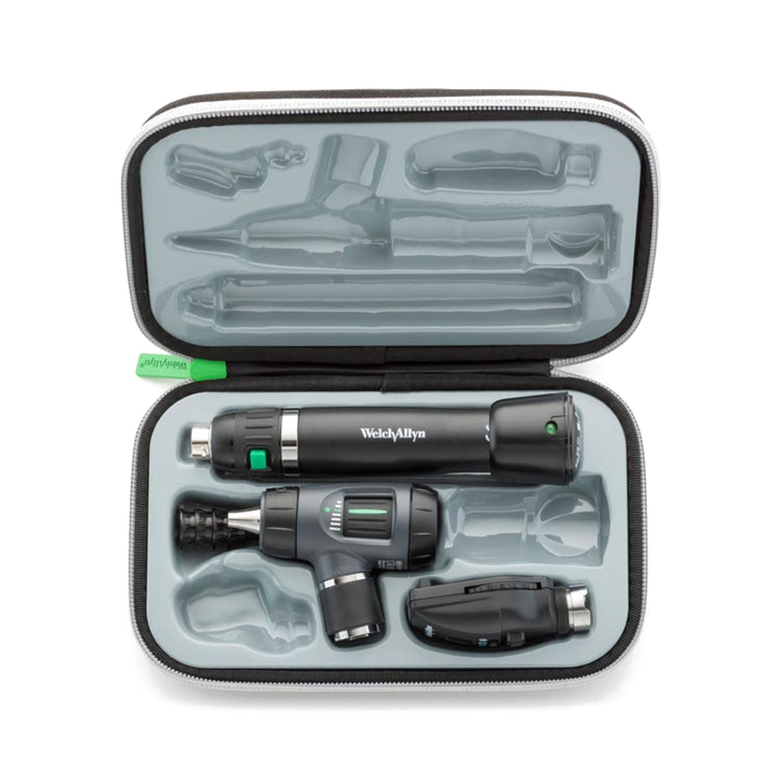 Standard Ophthal, MacroView Oto w/Throat Illuminator, Lithium Ion Handle, Nasal Illum, Hard Case