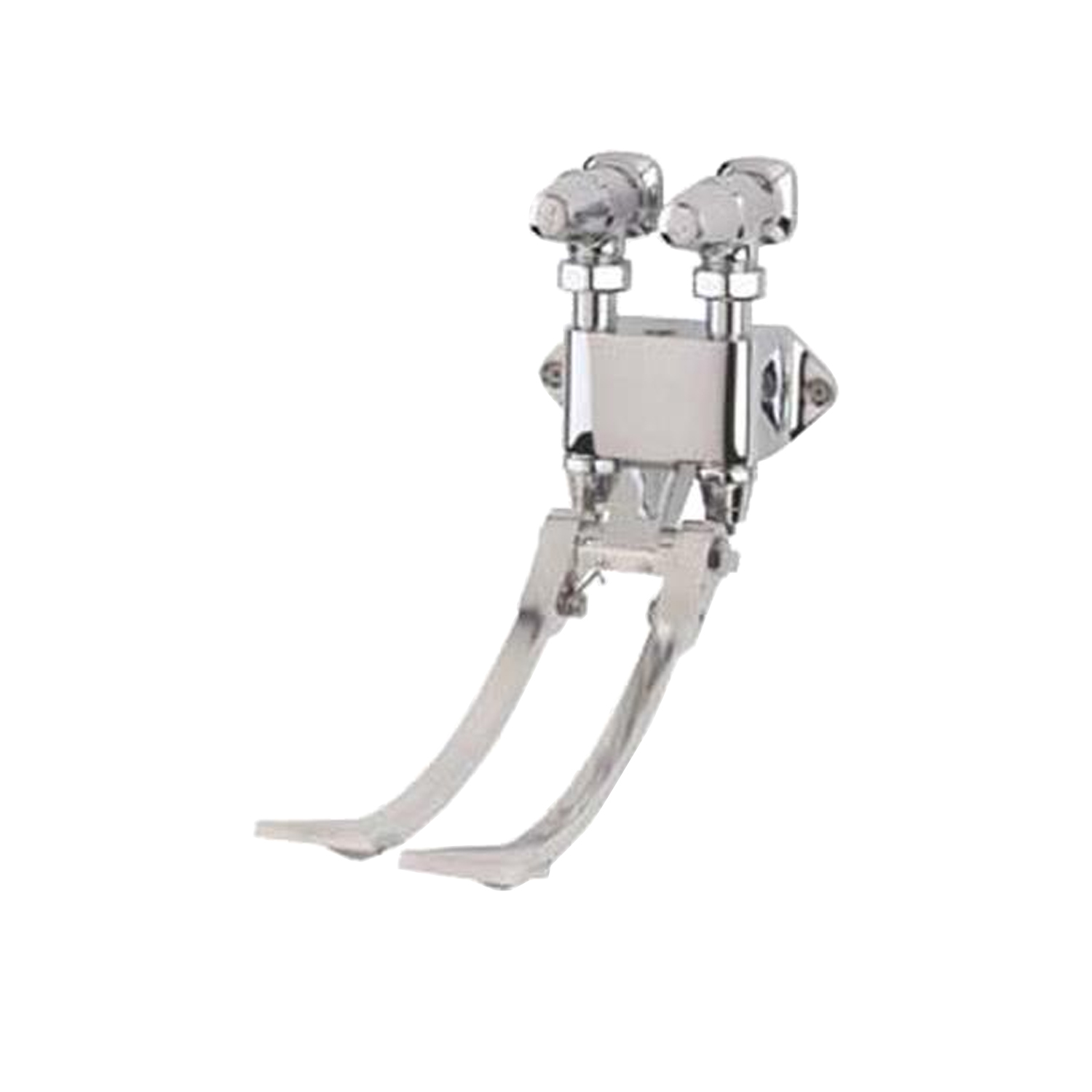 Wall Mount Foot Operated Valve