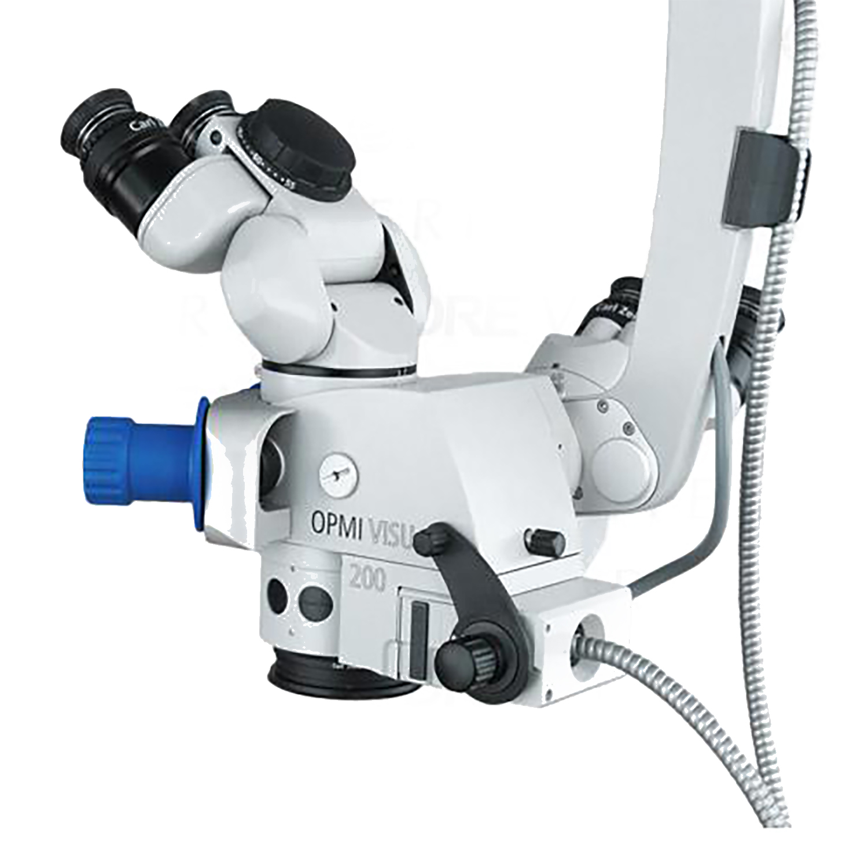 Zeiss Opmi Visu 200 Ophthalmology Microscope