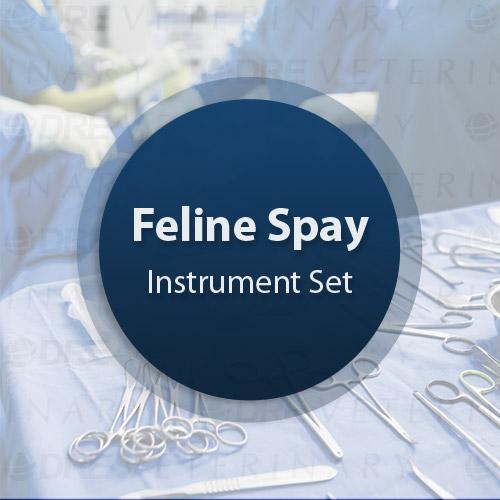 Feline Spay Set - Miltex