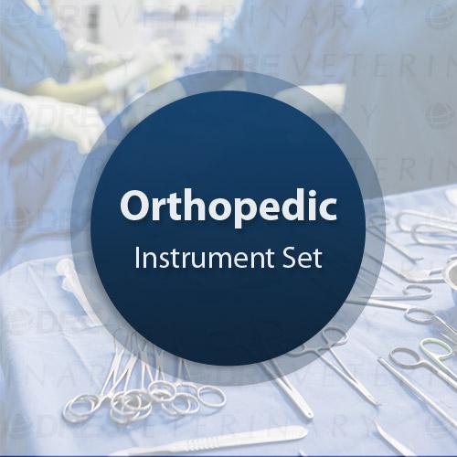 Standard Veterinary Orthopedic Instrument Set - Miltex