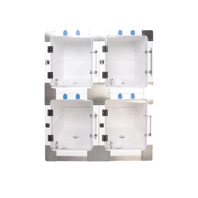Fiberglass Medium Size Oxygen Therapy Cage