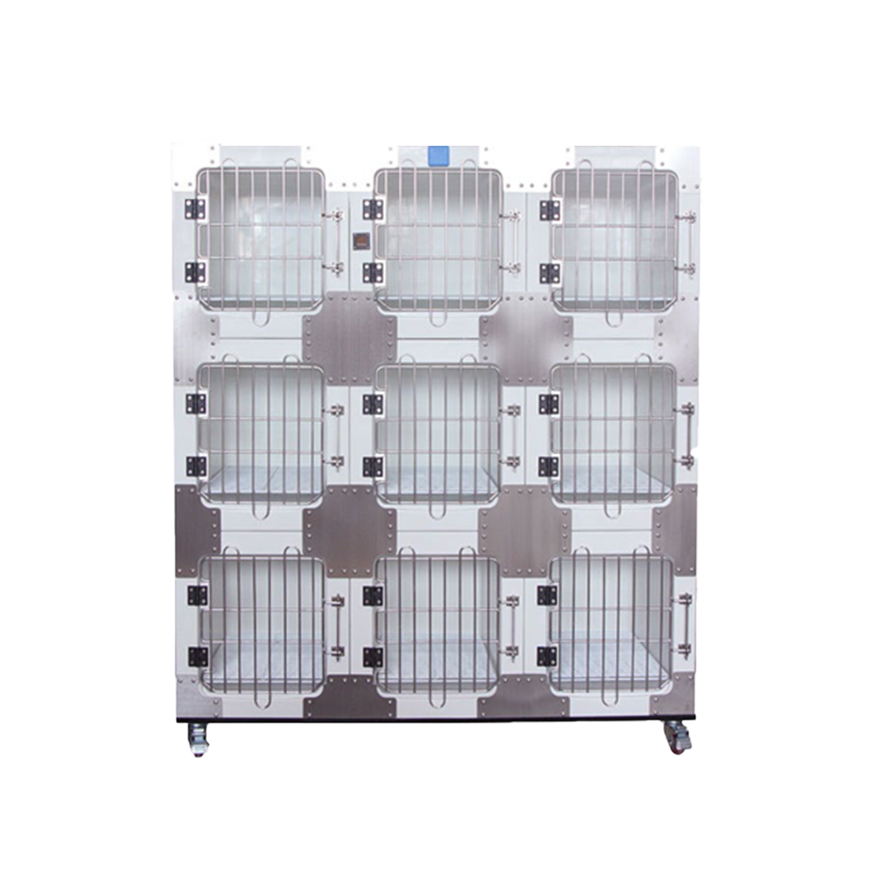 Fiberglass Modular Cage