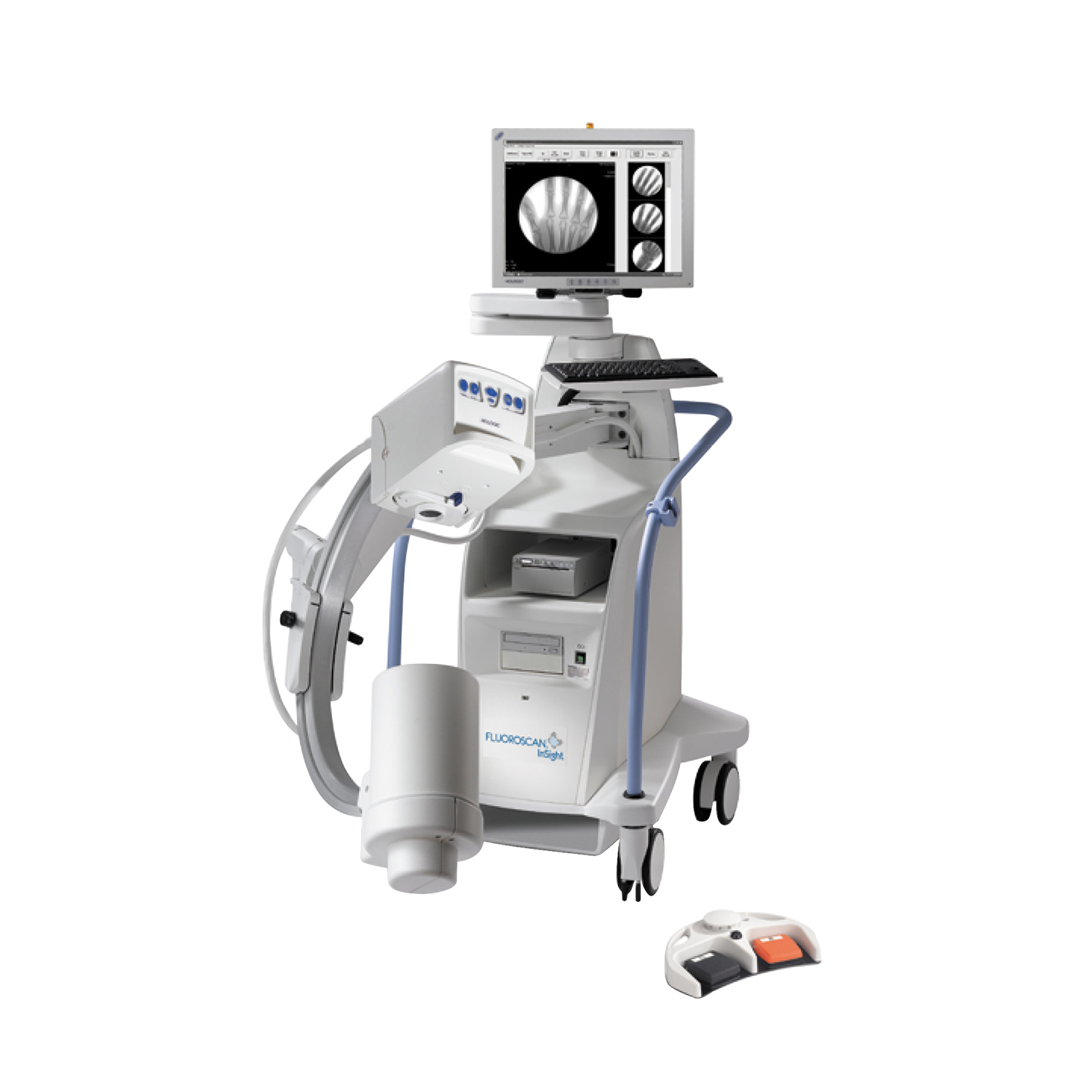Fluoroscan Insight 2 Mini C-Arm System