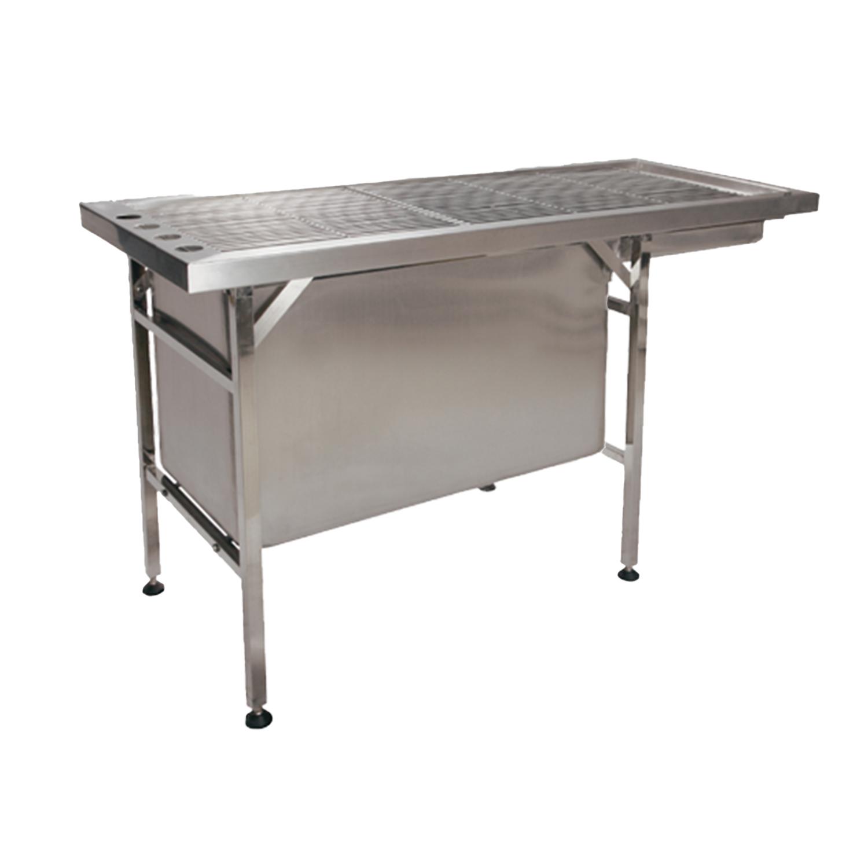Stainless Steel Bi-Level Vet Table
