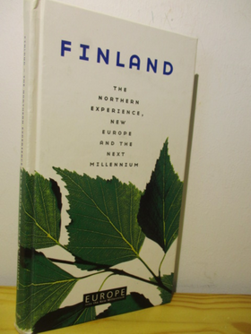 kuva: Finland the northern experience, new Europe and the next millennium