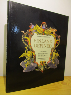 kuva: Finland Defined - A Nation Takes Shape on the Map - Suomen kartta