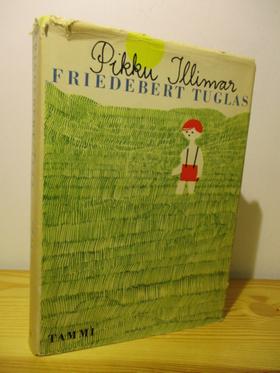 kuva: Pikku Illimar - lapsuuteni romaani