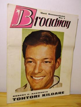 kuva: Broadway 1964 / 1 - Tohtori Kildare