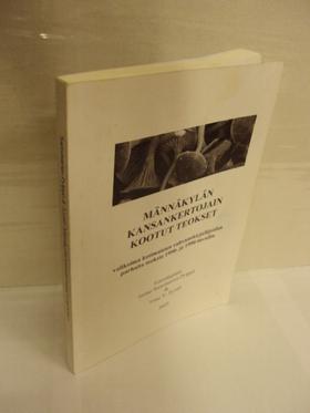 kuva: Männäkylän kansankertojain kootut teokset