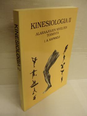 kuva: Kinesiologia II. Alaraajojen nivelten toiminta