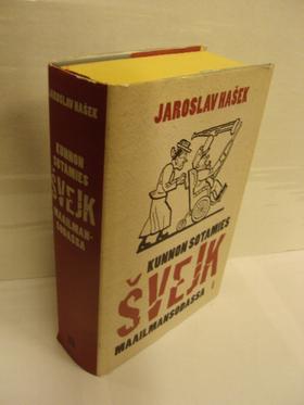 kuva: Kunnon sotamies Svejk maailmansodassa