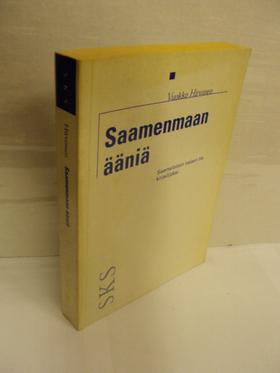 kuva: Saamenmaan ääniä - Saamelaisen naisen tie kirjailijaksi