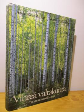 kuva: Vihreä valtakunta - Suomen metsäklusteri