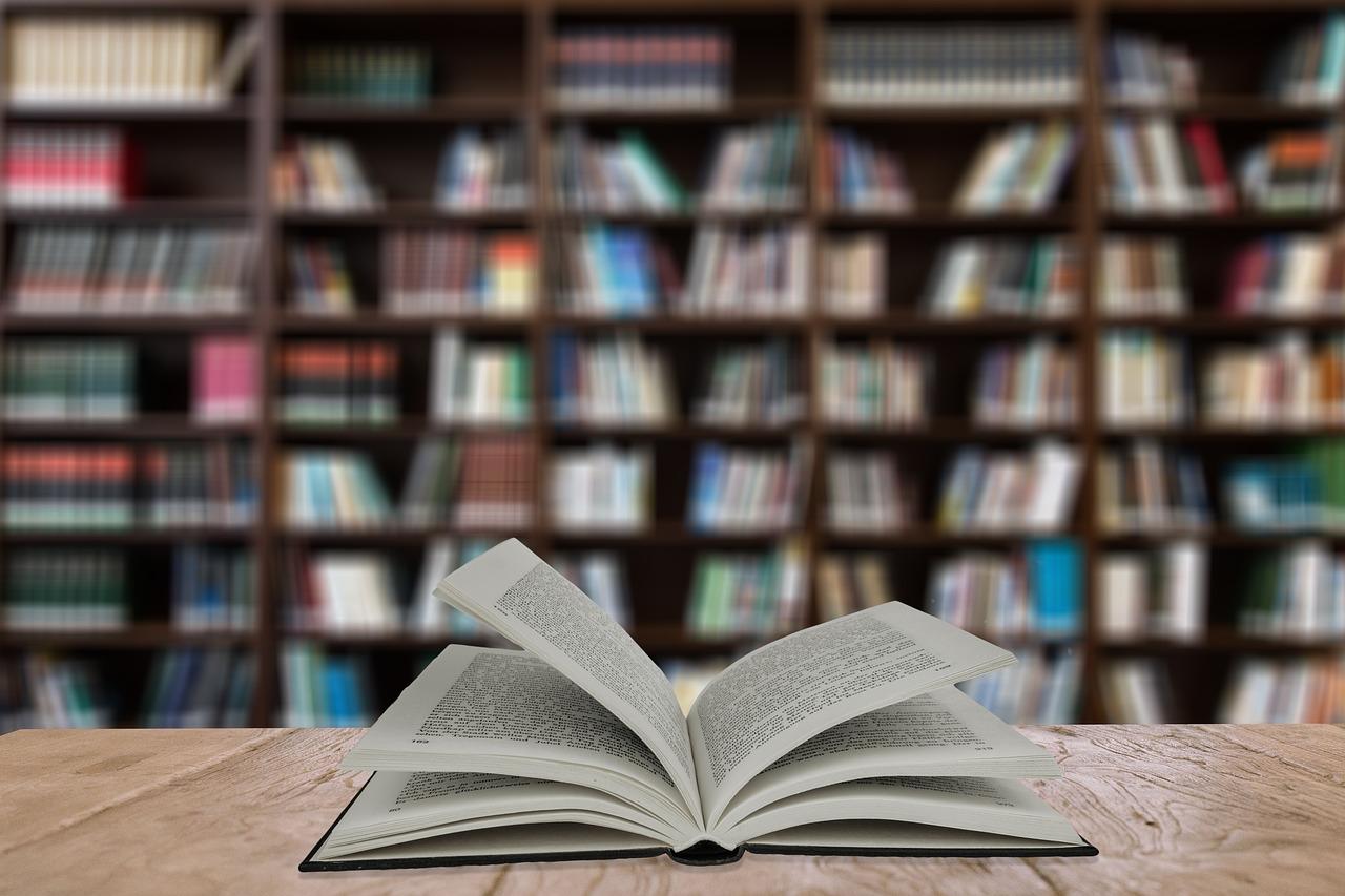 Lukemattomia kirjoja