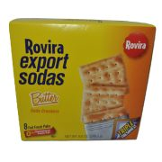 Butter Soda Crackers Export Sodas Butter