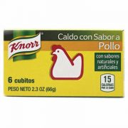 Cubitos Knorr Pollo