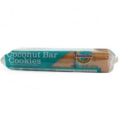 Holsum Coconut Bar Cookies