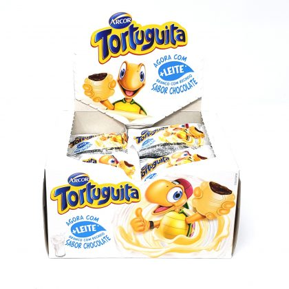 Tortuguita Chocolate Blanco