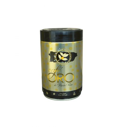 Cafe Oro Can 8 oz